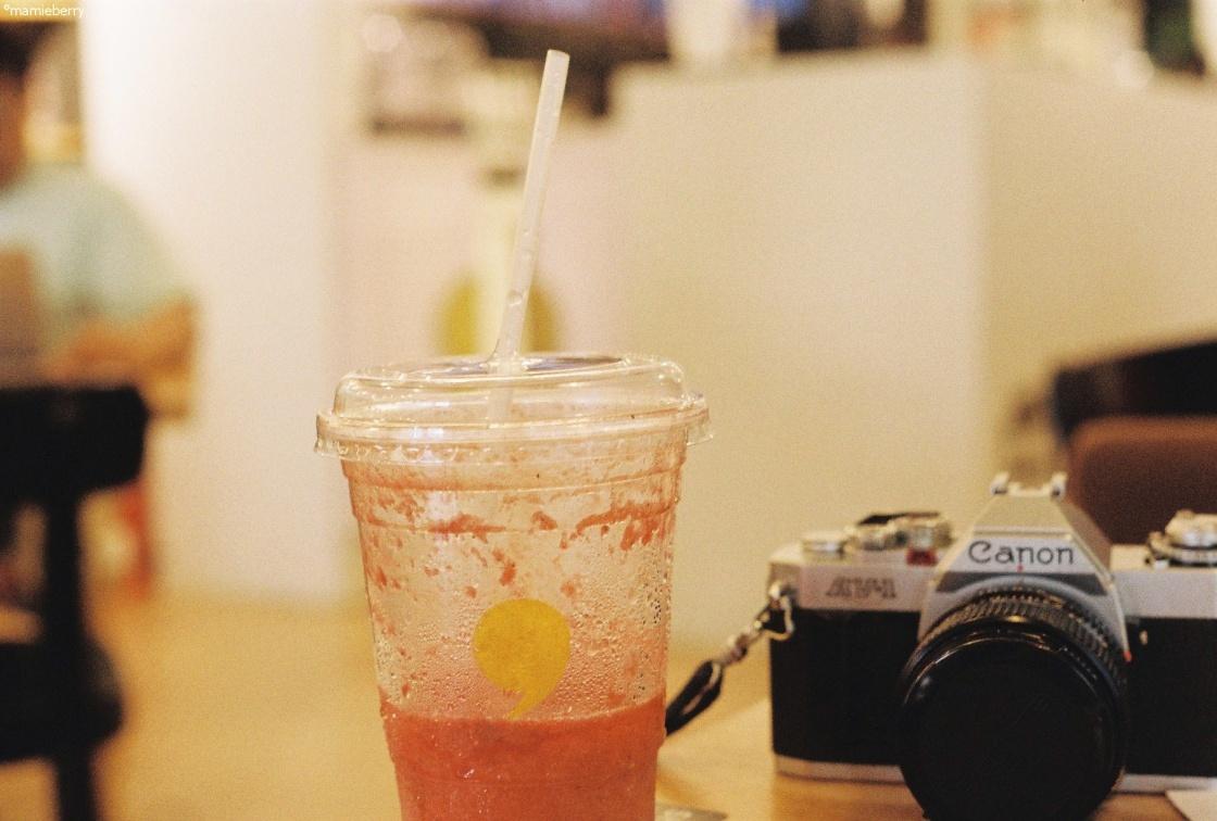 Kodak Colorplus 200, Pentax ME SE new